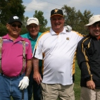 Duane Gates, Dan Zimmerman, Rod Gates, Andy Gates