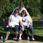 Jennifer Cox, Christine Rogers, Erin Cox