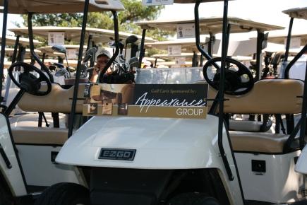 Appearance Group Cart Sponsor