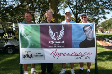 Appearance Group 2016 Cart Sponsor