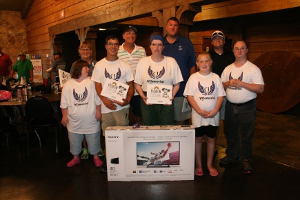 2016 1st Flight 1st Place Winners